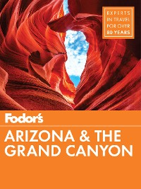 Cover Fodor's Arizona & The Grand Canyon