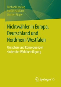 Cover Nichtwähler in Europa, Deutschland und Nordrhein-Westfalen