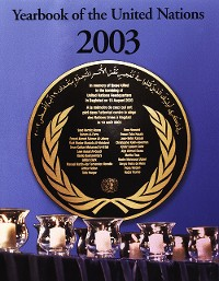 Cover Yearbook of the United Nations 2003