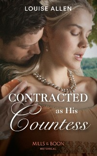 Cover Contracted As His Countess (Mills & Boon Historical)