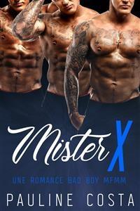 Cover Mister X - Livre 3