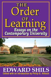 Cover The Order of Learning