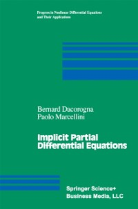 Cover Implicit Partial Differential Equations