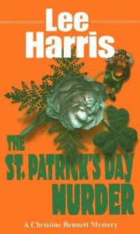 Cover St. Patrick's Day Murder
