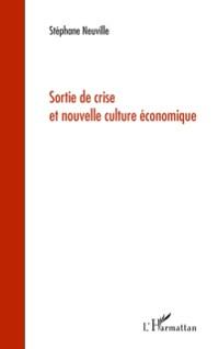 Cover Sortie de crise et nouvelle culture econ