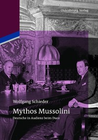 Cover Mythos Mussolini