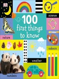 Cover 100 First Things to Know