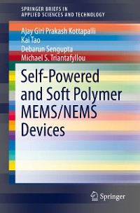 Cover Self-Powered and Soft Polymer MEMS/NEMS Devices