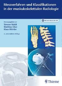 Cover Messverfahren und Klassifikationen in der muskuloskelettalen Radiologie