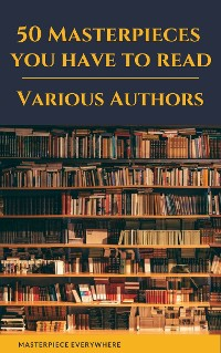 Cover 50 Masterpieces you have to read