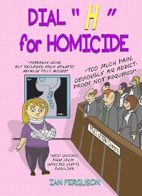 "Cover Dial ""H"" FOR HOMICIDE"
