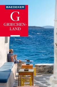 Cover Baedeker Reiseführer Griechenland