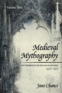 Cover Medieval Mythography, Volume Three