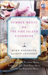 Cover Summer Menus from The Fire Island Cookbook