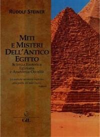 Cover Miti e Misteri dell'Antico Egitto