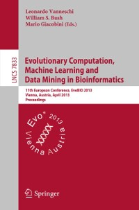 Cover Evolutionary Computation, Machine Learning and Data Mining in Bioinformatics