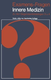 Cover Examens-Fragen Innere Medizin