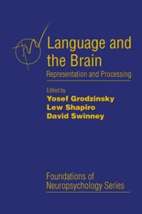 Cover Language and the Brain