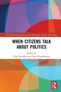 Cover When Citizens Talk About Politics