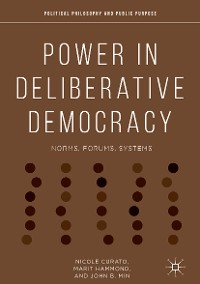 Cover Power in Deliberative Democracy