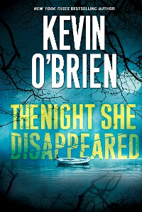 Cover The Night She Disappeared