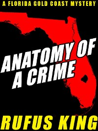 Cover Anatomy of a Crime