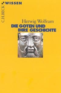 Cover Die Goten und ihre Geschichte