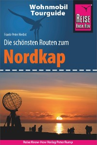 Cover Reise Know-How Wohnmobil-Tourguide Nordkap