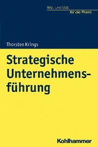 Cover Strategische Unternehmensführung