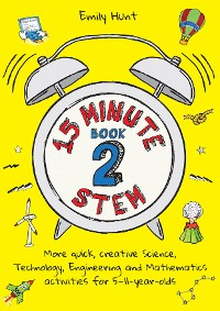 Cover 15-Minute STEM Book 2