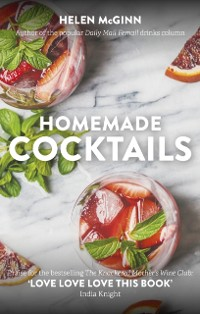 Cover Homemade Cocktails