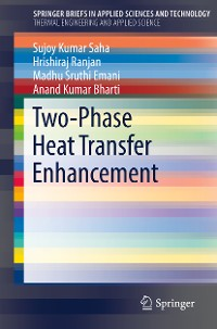 Cover Two-Phase Heat Transfer Enhancement