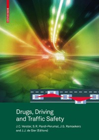 Cover Drugs, Driving and Traffic Safety