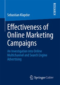 Cover Effectiveness of Online Marketing Campaigns