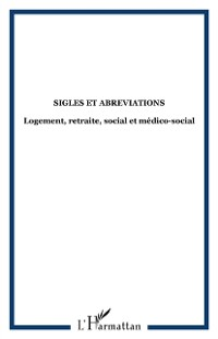 Cover Sigles et abreviations