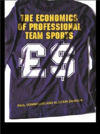 Cover Economics of Professional Team Sports