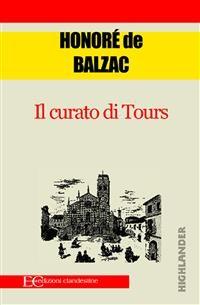 Cover Il curato di Tours