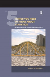 Cover 5 Things You Need to Know about Statistics