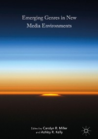Cover Emerging Genres in New Media Environments