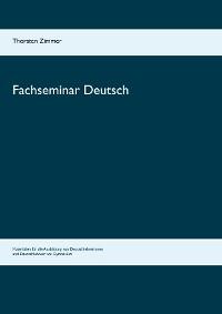 Cover Fachseminar Deutsch