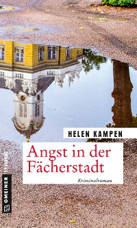 Cover Angst in der Fächerstadt