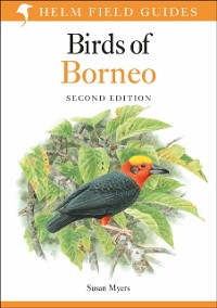 Cover Birds of Borneo
