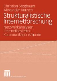 Cover Strukturalistische Internetforschung