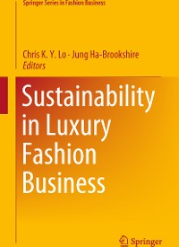 Cover Sustainability in Luxury Fashion Business
