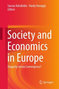 Cover Society and Economics in Europe