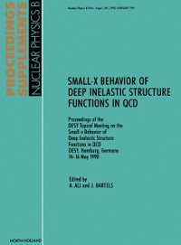 Cover Small-X Behavior of Deep Inelastic Structure Functions in QCD