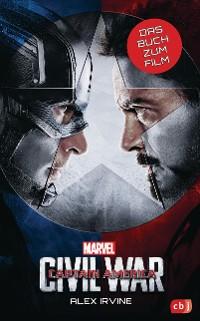 Cover MARVEL Captain America – Civil War