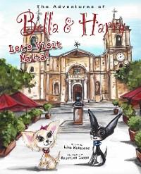 Cover Let's Visit Malta!