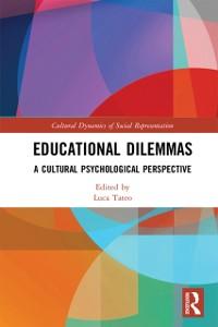 Cover Educational Dilemmas