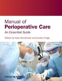 Cover Manual of Perioperative Care
